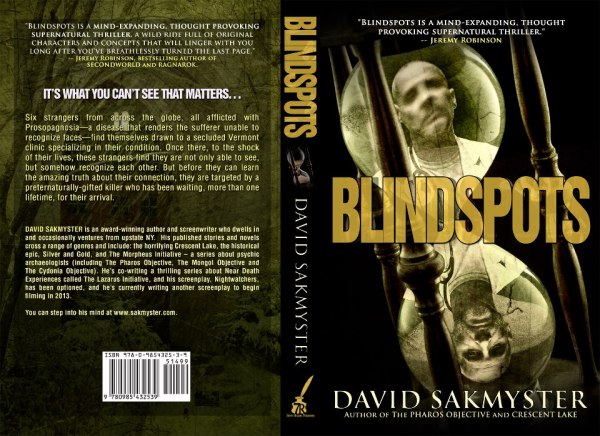 Blindspots full cover